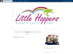 View More Information on Little Hoppers Bouncy Castle Hire