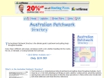 View More Information on Australian Patchwork Directory