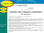 View More Information on Computer Aid Qld