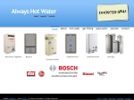 View More Information on Always Hot Water