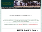 View More Information on Canungra Pony Club Inc