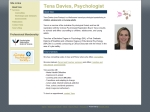 View More Information on Aa Psychologist Child And Adolescent