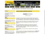 View More Information on Cromer & Partners Surveyors