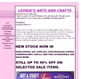 View More Information on Leonie's Arts & Crafts
