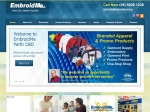 View More Information on EmbroidMe, Perth CBD