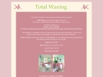 View More Information on Total Waxing