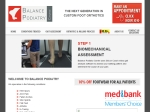 View More Information on Balance Podiatry Centre, Mackay