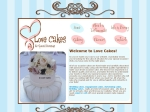 View More Information on Love Cakes - For Special Occasions