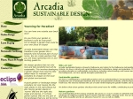 View More Information on Arcadia Sustainable Design