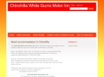 View More Information on Chinchilla White Gums Motor Inn
