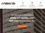 View More Information on Pallets 2 Go