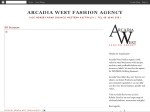 View More Information on Arcadia West Fashion Agency