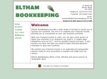 View More Information on Eltham Bookkeeping