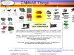 View More Information on Canvas Things