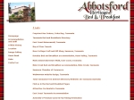 View More Information on Abbotsford Heritage B&B