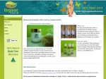 View More Information on Organic Earth The Earth Skin Care Company