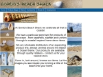 View More Information on Gordo's Beach Shack