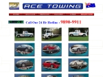 View More Information on Ace Towing Services