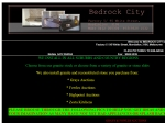 View More Information on Bedrock City