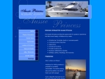 View More Information on Aussie Princess Boat Charter