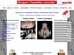 View More Information on Designer Chandelier Australia