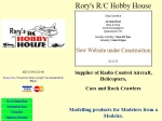 View More Information on Rory's RC Hobby House