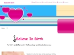 View More Information on Believe In Birth