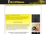 View More Information on All4Fitness