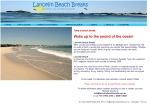 View More Information on Lancelin Beach Breaks