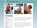 View More Information on Dr Ming K Yoong, Liverpool