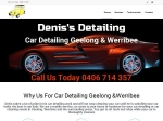 View More Information on Denis's Detailing, East Geelong