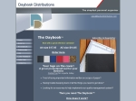 View More Information on Daybook Distributions