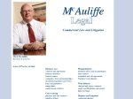 View More Information on McAuliffe Legal