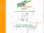 View More Information on Automatics Ron Hill