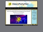 View More Information on Dance Party Hire (Western Sydney)