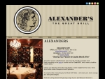 View More Information on Alexanders Grill