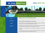 View More Information on A1 Pool Removals