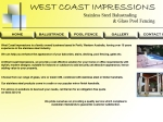 View More Information on West Coast Impressions