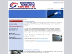 View More Information on Cormick Cabling Pty Ltd