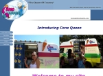 View More Information on Cone Queen Mobile Ice Cream Vending Brisbane