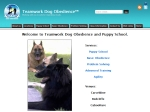 View More Information on Teamwork Dog Obedience, Bribie Island