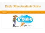 View More Information on Kively Office Assistants Online