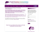 View More Information on Purple Chameleon Communications