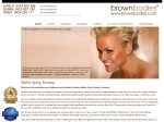 View More Information on Brown Bodies Spray Tanning