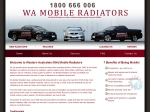 View More Information on Mobile Radiators