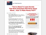 View More Information on How To Make Money Fast