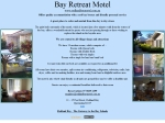 View More Information on Bay Retreat Motel