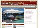View More Information on Paradise Shade Umbrellas