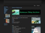 View More Information on Robinson Tiling Services