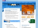 View More Information on Tempa Shelters Pty Ltd